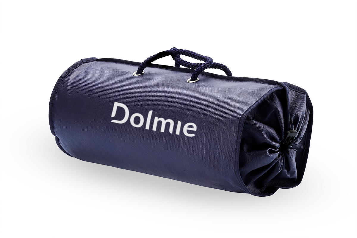 Original Dolmie case. Practical and resistant.